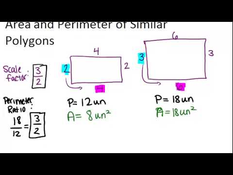 Area and Perimeter of Similar Polygons ( Read ) | Geometry | CK-12 ...