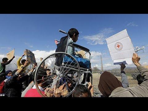Ασφυκτική η κατάσταση στην Ειδομένη – Οδύσσεια δίχως τέλος για τους μετανάστες