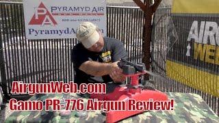 Gamo PR-776 Revolver Review / Test Co2 4,5mm Diabolo / IWA