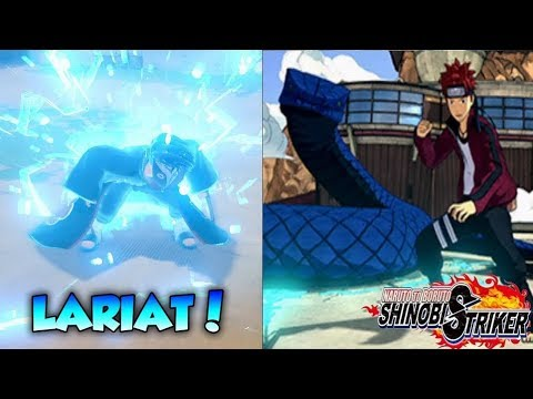 How To Get The Lariat And The Summoning Jutsus Naruto