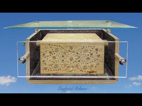 Sinnvolle Insektennisthilfen II (