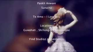 Hold On || Te Amo Movie || English Song || Alobo Naga || Pankh Anwani || Sunaina