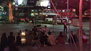 Группа Бастау покоряет Сингапур