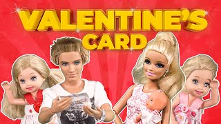 Barbie - The Valentine's Day Card   Ep.149