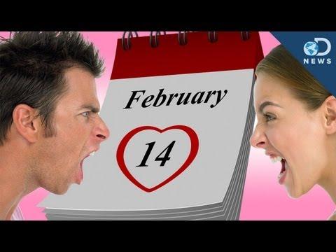 Stinné stránky svatého Valentýna