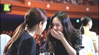 Krystal & Park Shin Hye ♥︎ Best Friend ♥︎