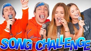 SONG Challenge mit Julia Beautx  ❄🎤