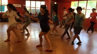 Solo Swing Dance Workshop