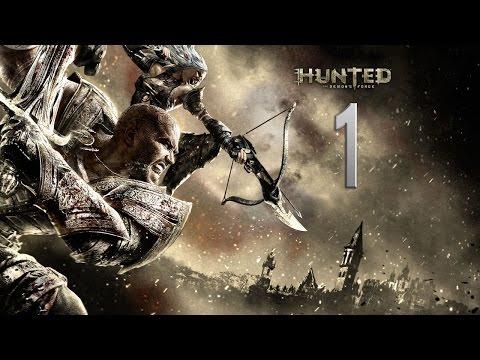Hunted - The Demon's Forge Прохождение Часть - 1.