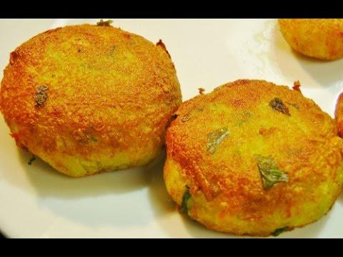 Aloo Tikki – Indian Appetizer Recipe