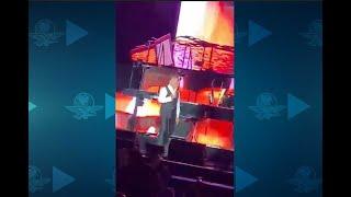 Abuchean a Luis Miguel en su último concierto en el Auditorio