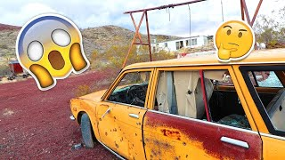 THEY EVEN ABANDONED THEIR CARS... Exploring Abandoned Houses & Cars Left in the Middle of Nowhere!