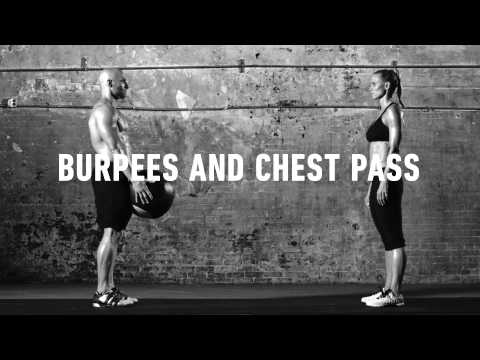 Isopure Featured Trainer — Partner Power: Medicine Ball Workout