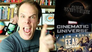 ELEGED VAN a Filmes Univerzumokból?! - Video Youtube