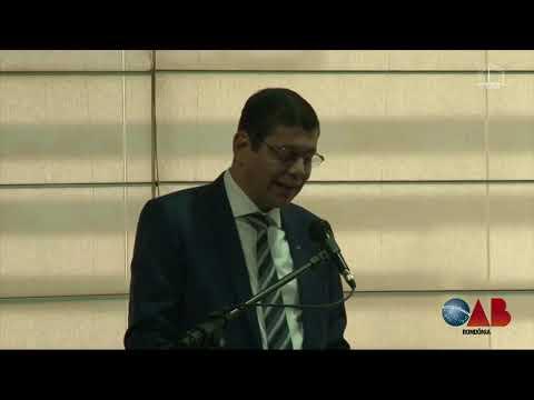 Independência do poder judiciário é destacada por presidente da OAB Rondônia na abertura do Ano Judiciário – Confira vídeo