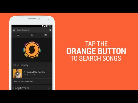 Video of SoundHound Music Search