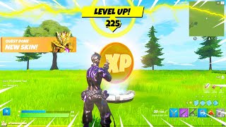XP Tricks to Reach Level 225 EASY in Fortnite!