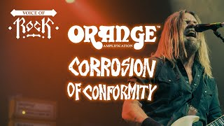 Our interview with Pepper Keenan from Corrosion of Conformity
