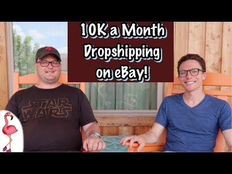 Make Money Dropshipping on eBay with Paul J. Lipsky No Capital Required!