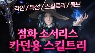 점화 소서리스 카던용 가이드