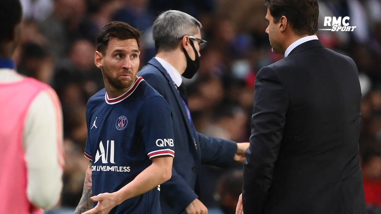 """PSG 2-1 OL / Messi remplacé : """"Une attitude déjà bizarre"""" pour Riolo, """"choix courageux"""" salue Diaz"""