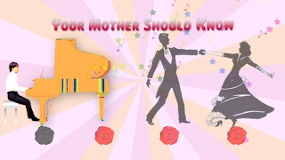 Your Mother Should Know - The Beatles karaoke cover