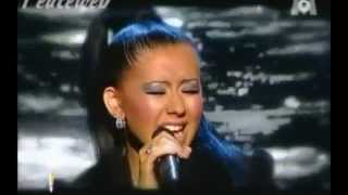 Christina Aguilera: The Voice Within (Live On Hit Machine - semiwidescreen)