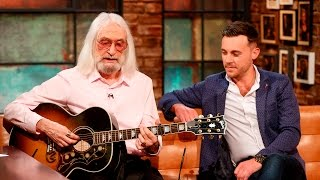 Charlie Landsborough – What Colour is the Wind? | The Late Late Show | RTÉ One