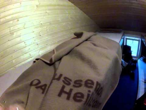 Hüttenschlafsack | Wildkitty.be