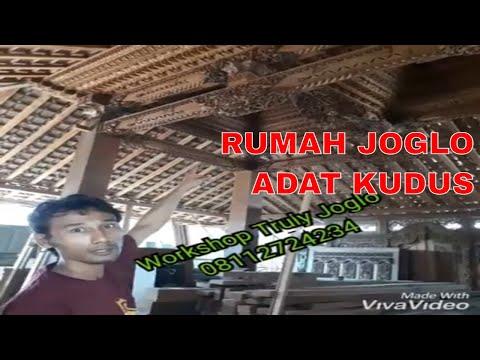 Rumah Adat Kudus: Project Rumah Joglo & Gebyok Ukir Kudus untuk Pabrik Anggur terbesar di Indonesia