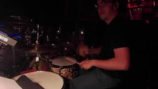 Indonesian Idol 2018, Ayu (Chain to the Rhythm). Handy Salim Drum Cam