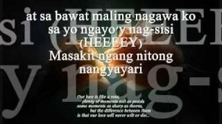Sorry ( Tagalog Version ) by brian mcknight.wmv