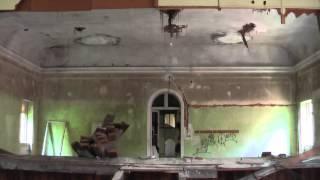 preview picture of video 'bývalý objekt TJ Slovan, Karlovy Vary'