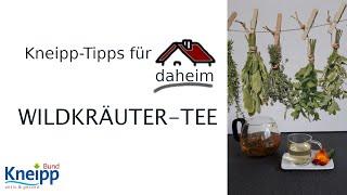 Video Wildkräuter-Tee - Kneipp-Tipps für daheim Teil 22 abspielen