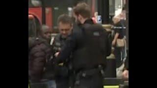 "Breaking ""Man Runs Over 10 People In UK in London"""