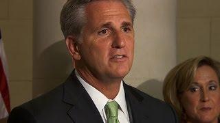 Republicans elect California Rep. Kevin McCarthy as House Majority Leader