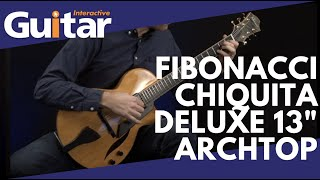 FIBONACCI CHIQUITA GUITAR INTERACTIVE MAGAZINE REVIEW