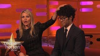 Cameron Diaz Defends Pubic Hair - The Graham Norton Show