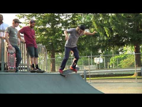 Bill & Cliff's 2015 Iced Tea Session at Nazareth Skate Park