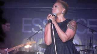 Chrisette Michele performs Better