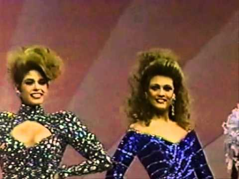 Miss Venezuela 1989 – Crowning Moment