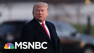 Marathon First Day Of Pres. Trump's Impeachment Trial Goes Past Midnight - Day That Was | MSNBC