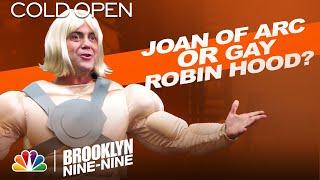 Cold Open: The Squad Picks Boyle's Costume - Brooklyn Nine-Nine (Episode Highlight)
