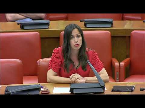 Belén Hoyo: Sus condenan a muchas pymes a bajar la persiana y a sus trabajadores a la cola del paro