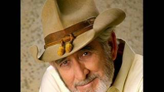 "Don Williams ""Learn To Let It Go"""
