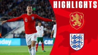 Bulgaria 0-6 England | Three Lions Dominate in Six-Goal Thriller! | Euro 2020 Qualifiers | England