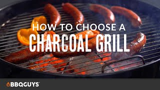 How to Choose a Charcoal Grill | BBQGuys