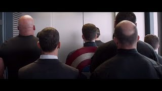 Captain America | Best Fights HD