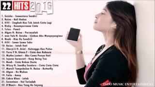Lagu Indonesia Terbaru 2016 - 22 Hits Terbaik Juni 2016