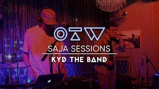 Kyd The Band & Polaroid Interview   Saja Sessions